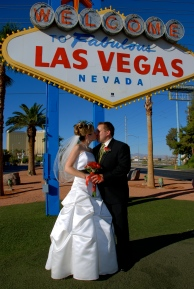 Our Vegas Wedding